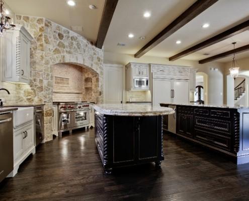 Modern Rustic Kitchen Design Sterling Brook Custom Homes