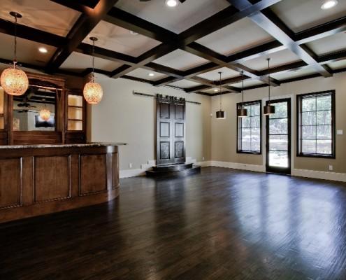 Game Room Scenic Design Sterling Brook Custom Homes