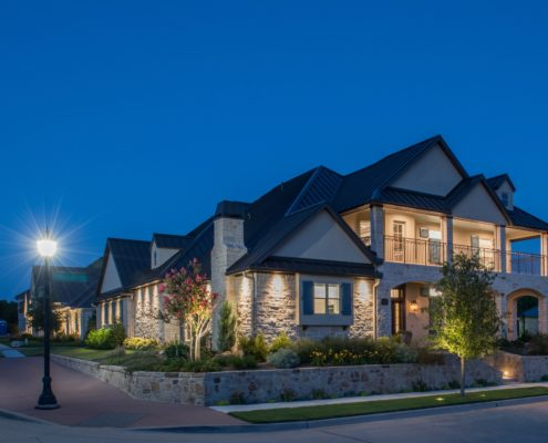 Sterling Brook Custom Home ARC Winner Elevation