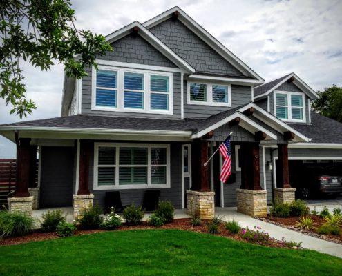 Craftsman Elevation Sterling Brook Custom Homes