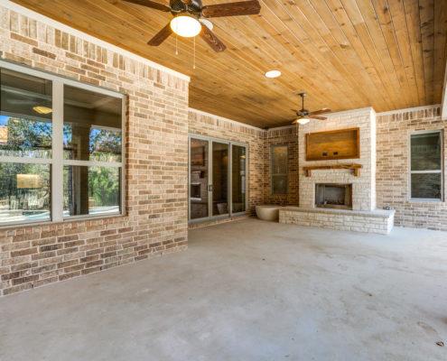 Wichita Outdoor Living Sterling Brook Custom Homes