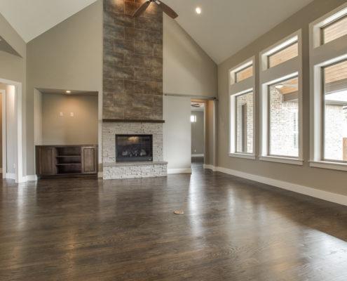 Highland Oaks with Living Sterling Brook Custom Homes