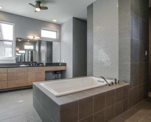 Whistling Duck Master Bathroom Side View Sterling Brook Custom Homes