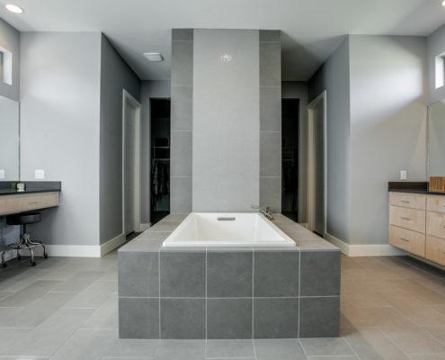 Whistling Duck Master Bathroom Sterling Brook Custom Homes